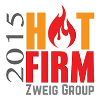 BrightFields, Inc. Wins Zweig Group's 2015 Hot Firm Award